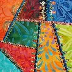 Simply Crazy Quilt 1 Series 1