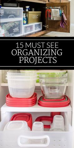 Most Popular Organizing Ideas from Polished Habitat - Organize Your Home in Style
