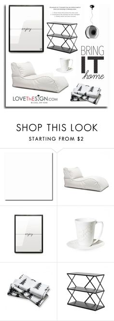"""""""LOVEThESIGN CONCURSO"""" by soleuza ❤ liked on Polyvore featuring interior, interiors, interior design, home, home decor, interior decorating, Sitting Bull and FontanaArte"""