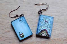 Little Red Riding Hood story book by JustWastingThyme on Etsy, $11.00