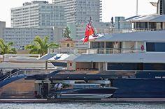 seven seas yacht | Tenders: Hodgdon Yachts – Yachts International