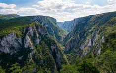 Kanjoni u Srbiji, ili u ovom našem slučaju južnog i istočnog dela naše zemlje su jako slični klisurama Srbije. Pogledajte naš izbor najlepših kanjona.