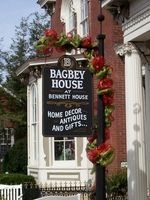 The online store of Bagbey House Franklin Tn