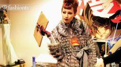 Arpel Fur Fall/Winter 2013-2014   FashionTV
