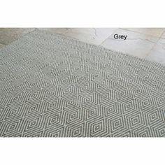 Handmade Alexa Contemporary Outdoor Flat-Weave Rug | Overstock.com Shopping - The Best Deals on 7x9 - 10x14 Rugs