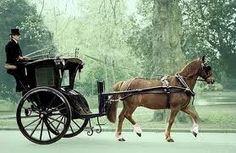 Victorian Hansom cab