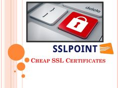 Choosing the best SSL Certificate for your website is determined by the level of security and encryption needed for your type of site. @ https://www.sslpoint.com/