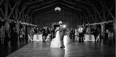 Fair Barn Wedding in Pinehurst - First Dance - Brian Mullins Photography - NC Wedding Planner - Orangerie Events