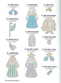 Nativity Ornaments 3/5