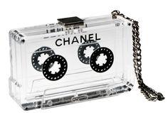 Bolsos y Carteras Blog. Blog de carteras y moda. Argentina.: Chanel Cassettes y Reciclado
