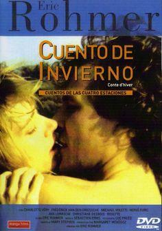 Cuento de inviernos (1992) Francia. Dir: Éric Rohmer. Drama - DVD CINE 340 e DVD CINE 1943-I