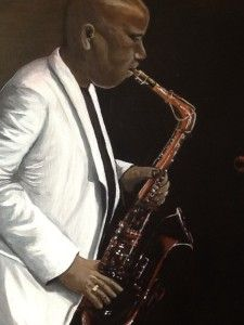 'All That Jazz' by Pam Morton
