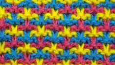 Самый Радостный узор вязания спицами 29