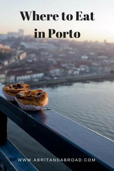 Porto has fast become a popular European city break destination and is brimming with quality food and drink of the region. Here are a few of the best spots. Portugal Vacation, Portugal Travel, Portugal Trip, Europe Travel Tips, Travel Guides, Travel Destinations, Visit Portugal, Spain And Portugal, European City Breaks