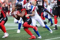 Images from Week 5 action between the Montreal Alouettes and Ottawa REDBLACKS at TD Place. Ottawa Redblacks, Montreal Alouettes, Week 5, Football, Sports, Soccer, Hs Sports, Futbol, American Football