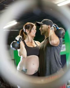 Fit pregnancy maternity photos