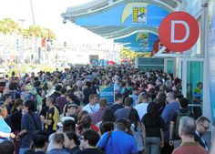 Crazy Lengths People Go to for Comic Con