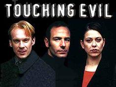 Touching Evil, a brilliant British crime drama starring Robson Green