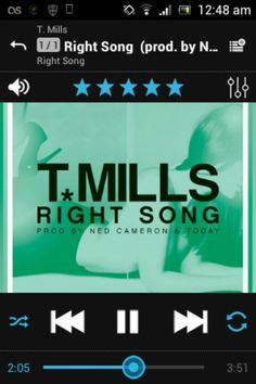 T. Mills - Right Song (New 2013 single)