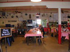 Samoa Cookhouse, Samoa, CA