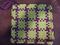 cheryl's blog: Loom Potholder Pattern