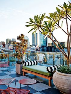 Inside the Alex Hotel - Perth, Australia - Vogue Living