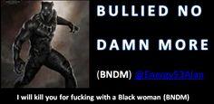 BULLIED NO DAMN MORE