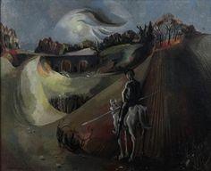 Michael Ayrton, El Desdichado, 1944