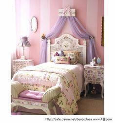 姫ルーム ベッドルーム: 姫ルーム Princess Room