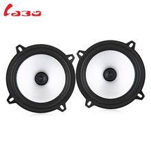 Black Grebest Car Speakers Car Electrical Appliances Repair Tool 1 Pair 12V 60W Car Vehicle Loud Sound Audio Tweeter Loudspeaker Horn Speaker
