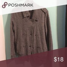 🌟Jacket🌟 Super soft sweater jacket Jackets & Coats Pea Coats