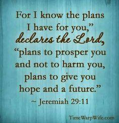 Jer29:11