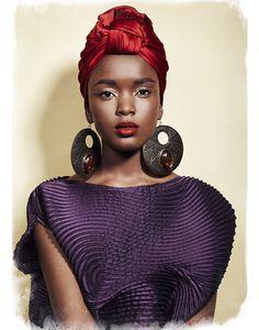 Flaviana Matata for Creem Magazine       Photographer: GARY LUPTON