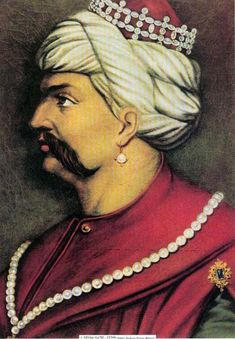 The first 6 sultan stayed in Bursa, the others in İstanbul