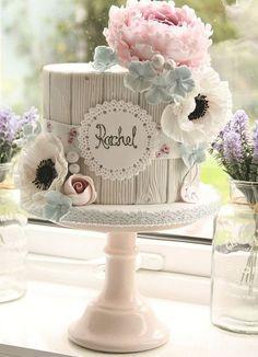 Αποτέλεσμα εικόνας για flower birthday cake