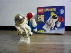 LEGO Astronaut Figure 1999