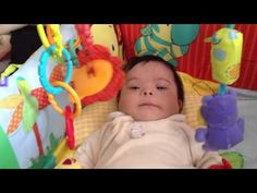 Ejercicios De Intervención Temprana Para Bebés Con Síndrome De Down De 0 A 6 Mes Bebé Con Síndrome De Down Ejercicios De Estimulacion Temprana Síndrome De Down