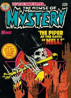Cover for The House of Mystery (K. G. Murray, 1981 series) #[nn]
