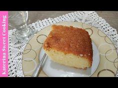 Ρεβανί Βέροιας /Katerina Sweet Cooking - YouTube Greek Desserts, Sweet Cooking, Vanilla Cake, Tiramisu, Cheesecake, Dessert Recipes, Ethnic Recipes, Food, Youtube