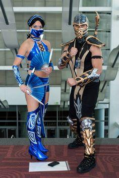 Cosplay Denver Comic Con 2013 (Mortal Kombat)