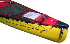 Canoe spray deck for serious whitewater. Canoe Camping, Canoe And Kayak, Kayak Fishing, Camping Gear, Canoe Trip, Fishing Boats, Canoa Kayak, Utility Boat, Cabin Cruiser