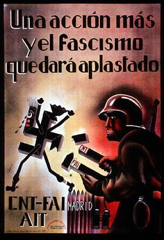 One more battle and fascism will be crushed
