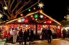 The Best Christmas Markets in the UK for Property Prices