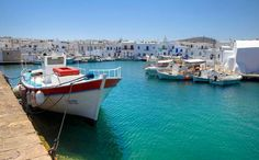 Travel Inspiration for Greece - Paros travel guide