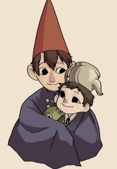 DeviantArt: More Like Over the Garden Wall by Turtle-Arts