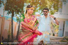 WEDDING PHOTOS SPEACIALISED - WE USED ALL NWE TECHNOLOGY - porurgkstudio Indian Wedding Photography Poses, Bride Photography, Wedding Poses, Wedding Couples, Cute Couples, Couple Posing, Couple Shoot, Marathi Bride, Tamil Wedding