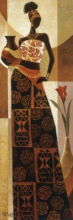 Naima- i love African art