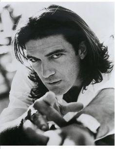 Antonio Banderas // AKA Jose Antonio Dominguez Bandera    Born: 10-Aug-1960  Birthplace: Malaga, Spain