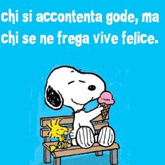 img_8435 Italian Phrases, Italian Quotes, Humour Intelligent, Mafalda Quotes, Snoopy Quotes, Feelings Words, Snoopy And Woodstock, Sarcastic Quotes, Cute Illustration