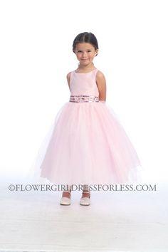 Pink Girl Dresses